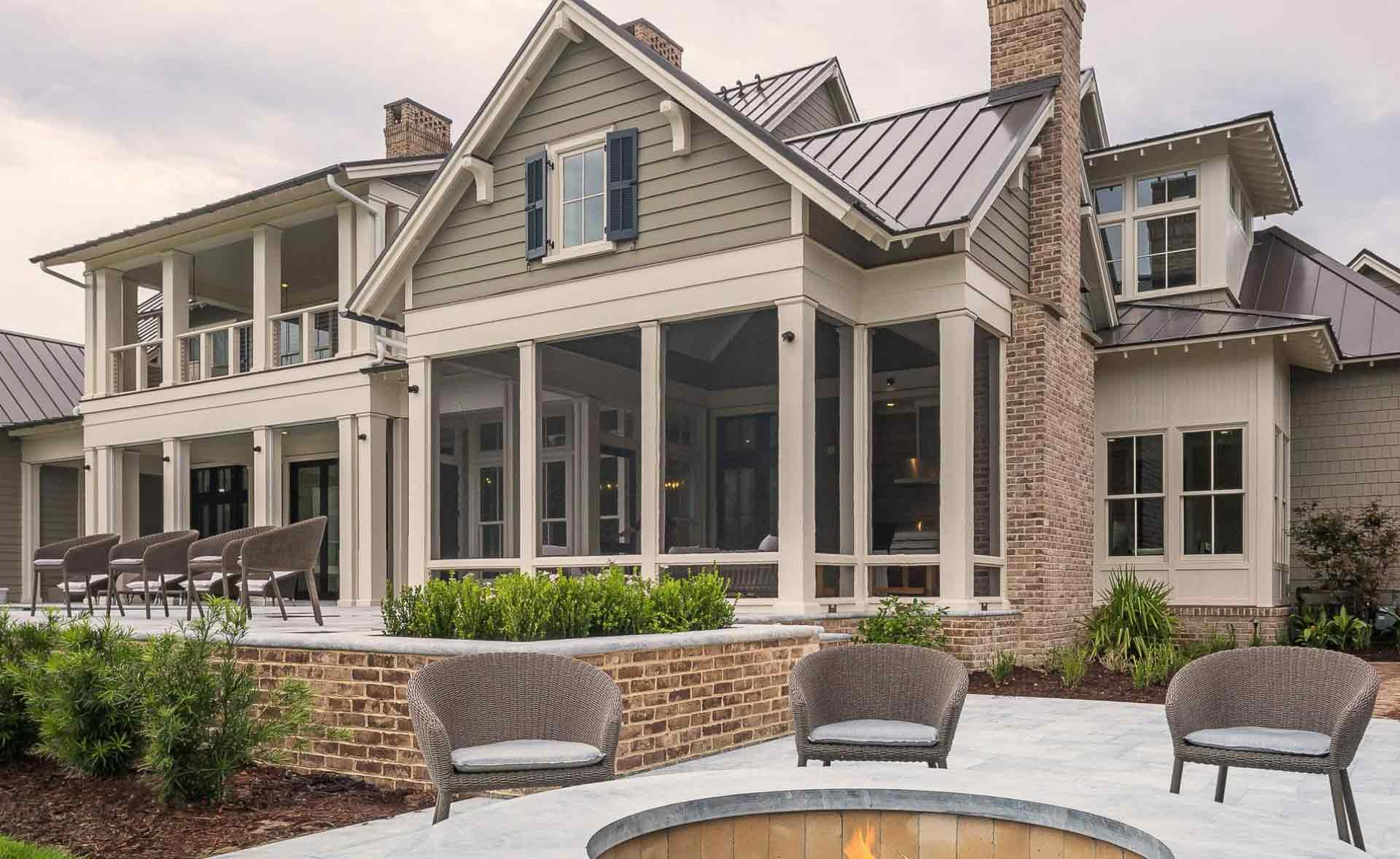 Commercial & Residential Construction   Bluffton Construction Company