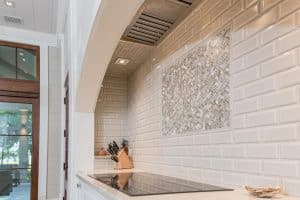 Tile Wall | Simpson Construction