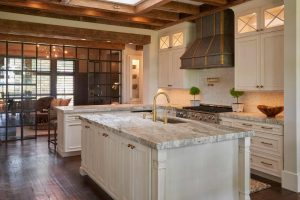 Simpson Construction Rustic Kitchen