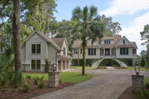 Exterior Low Country Home   Simpson Construction