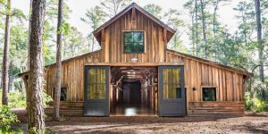 Modern Barn | Bluffton Home Builders